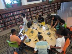 A Library Maker-Space teen summer camp? I'm in!!!