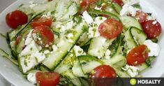 Wise Not so hard Gm Diet Benefits Gm Diet Vegetarian, Vegetarian Recipes, Healthy Recipes, Salad Recipes, Snack Recipes, Hungarian Recipes, Light Recipes, Food Inspiration, Feta