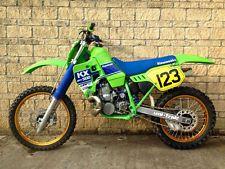 Kawasaki KX 500 1989 EVO Vintage Offroad motocross bike