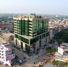 Rose view Hotel, Sylhet Bangladesh.