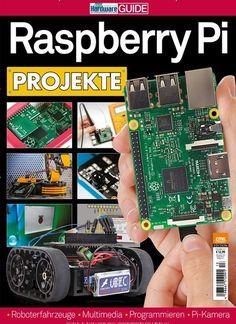 #RaspberryPi Projekte: #Roboter-Fahrzeuge, Multimedia, #Programmieren  Jetzt in PC Games Hardware Guide:  #Raspberry