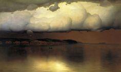 Nikolai Dubovskoy - Silence, 1890
