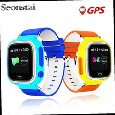 48.49$ Watch now - http://ali2fx.worldwells.pw/go.php?t=32776160017 - GPS Kids Smart Watch Baby Watch Q90 Wifi Touch Screen SOS Call Location DeviceTracker for Kid Safe Anti-Lost Monitor PK Q80 Q60