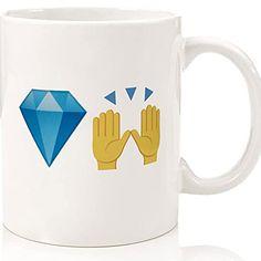 Gift Mugs, Gifts In A Mug, Ceramic Coffee Cups, Ceramic Mugs, Funny Gifts For Women, Standard Coffee, Funny Paintings, Cool Mugs, Coffee Mug Sets