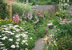 Love this healing garden in Buffalo, NY