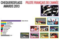 Pilote Français de l'année 2013 - Romain Grosjean