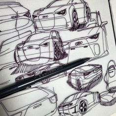 MY SKETCHES + on Behance