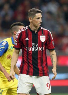 Fernando Torres Photos - AC Milan v AC Chievo Verona - Serie A - Zimbio