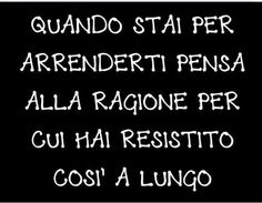 Resistere...