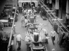 "▶ Manufacturing of Chevrolet Cars - 1936 - ""Master Hands"" - WDTVLIVE42 - YouTube  ... 5 million workers... Today GM employs 202,000 and manufactures 9.03 million units globally"