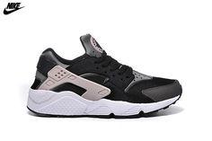 8fb54e2540c1 Mens Womens Nike Air Huarache Shoes Black White