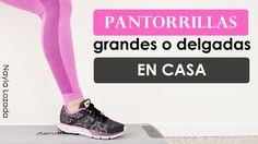 EL MEJOR EJERCICIO PARA PANTORRILLAS / Aumentar o adelgazar