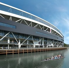 KSS Architects - Fulham FC's new Riverside Stand at Craven Cottage