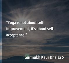 Yoga Quote of the Day