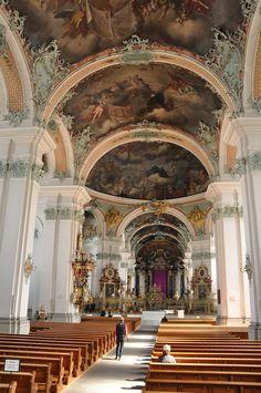St. Gallen SG: Stiftskirche