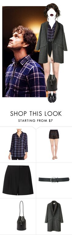 """Graham"" by hanye ❤ liked on Polyvore featuring Stateside, Alice + Olivia, Vince, M&Co, Building Block, Vanessa Bruno, Jeffrey Campbell, women's clothing, women's fashion and women"