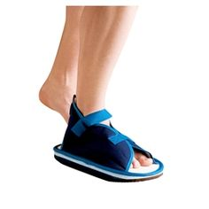 The Thermoskin Plaster Shoe allows for normal walking motion and is suitable for use after a plaster cast application. Buy Thermoskin foot supports online, fast shipping from Australia.