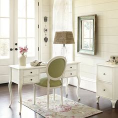 Louis XVI Oval Back Side Chair inspiration pieces for a makeup vanity and chair by the bed to also use as night stand. not a fan of queen anne legs but otherwise like this