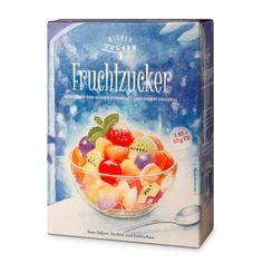 Wiener Fruchtzucker. So fruchtig-süß kann das Leben sein: Fruchtzucker ist reine Fruktose. Aufgrund seiner hohen Süßkraft ist er besonders ergiebig. Sie benötigen in kalten Zubereitungen mit Fruchtzucker bis zu 20 - 40% weniger Zucker