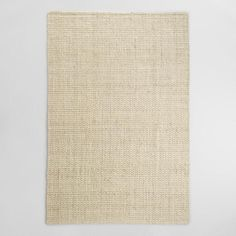 Crafted of 100% jute with a soft underfoot feel, our exclusive rug is at home in both casual and formal settings.