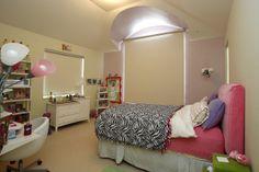 Cute girl's room.