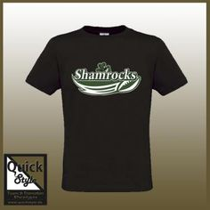 Quickstyle | T-Shirt Mülheim Shamrocks | Online Shopping
