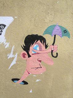 ::: Found ::: Belleville, Paris [April 11, 2013]