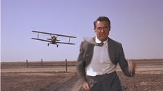 North by Northwest (USA, 1959) - Directed by Alfred Hitchcock - Starring Cary Grant, Eve Marie-Saint.