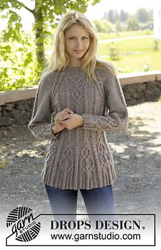 Ravelry: 156-19 Alana pattern by DROPS design
