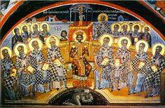 METANOIA - ALTAR ORTODOX: SINOADELE ECUMENICE ALE BISERICII