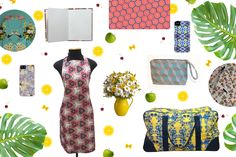 By Débora chodik  #deborachodik #pattern #collors #design #ceramic #decor