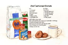 old fashioned recipe - Google Search