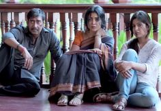 """Nishant Kmath's thriller movie """"Drishyam""""has earned a total of crores in just 4 days. This film stars Ajay Devgan, Shreya Saran and Tabu in [. Bollywood News In Hindi, Bollywood Box, New Hindi Movie, Hindi Movies, Video Websites, Movie Screenshots, Tabu, Movie Releases, Full Movies Download"""