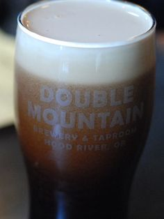 double mountain brewery and taproom, hood river, oregon