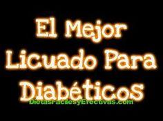 ▶ El Mejor Licuado Para Diabéticos - Saludable Delicioso Quemagrasa y Facil De Hacer [HD] - YouTube
