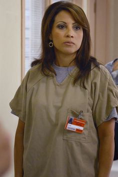 Pin for Later: See the Orange Is the New Black Cast Out of Their Jumpsuits Elizabeth Rodriguez as Aleida Diaz