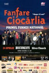 Primul Turneu National Fanfare Ciocarlia