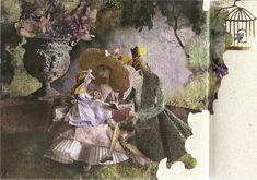 Miss clara illustr Miss Clara, Charles Perrault, Photos Hd, Fairy Tales For Kids, Children's Book Illustration, Illustrations, Paper Artist, Winter Art, Whimsical