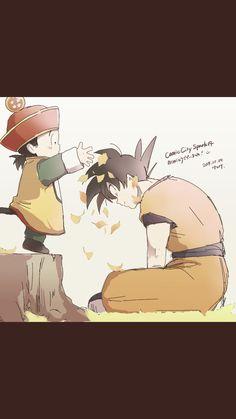 Goku And Gohan, Son Goku, Cartoon Games, Special Characters, Cool Posters, Manga, Dragon Ball Z, Anime, Geek Stuff
