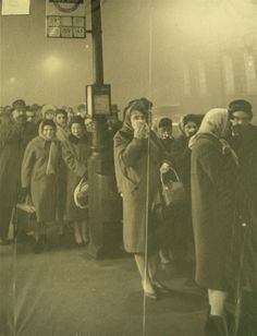 Smog of 1952 by Arctic Lovers Rock, via Flickr