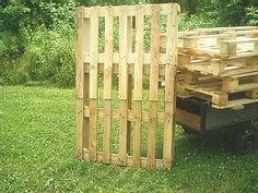 how to build a quadrat with pallet