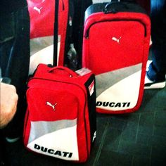 Landed in Bologna for Blogville & Ducati employees arriving from all over for #wdw2012 World Ducati Week - Instagram by @poohstraveler