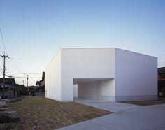 Takuro Yamamoto : White Cave House, Kanasawa