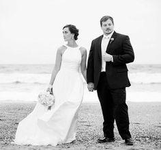 Leigh Raskin & Jerry Gibbs at their wedding <3