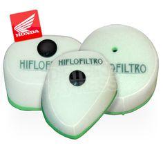 HiFlo Filtro Motocross Air Filter Honda CR CRF