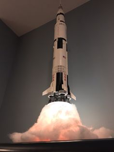 For Christmas, my lovely wife gave me a Lego Saturn V. After building it and putting it on a shelf, I soon realized that I wanted a more…