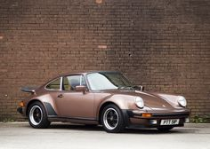 1976 Porsche 911 (930) Turbo 3.0 - Silverstone Auctions