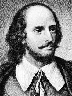 William Shakespeare  (23. aprill (traditsiooniline kuupäev) 1564 Stratford-upon-Avon – 3. mai (vkj 23. aprill) 1616)