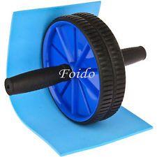 Abs Abdominales Rueda De Ejercicio Gimnasio Fitness Cuerpo de la máquina Entrenamiento de fuerza Roller