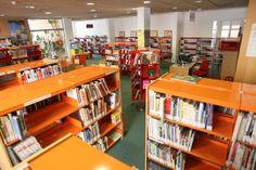 SANT FELIU DE GUÍXOLS  Biblioteca Octavi Viader i Margarit 069 by BibGirona, via Flickr